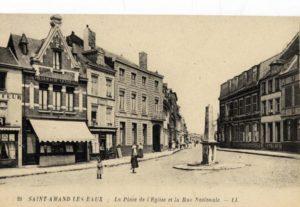 Pharmacie à Saint-Amand-les-Eaux
