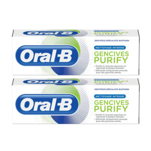 oral B gencives purify
